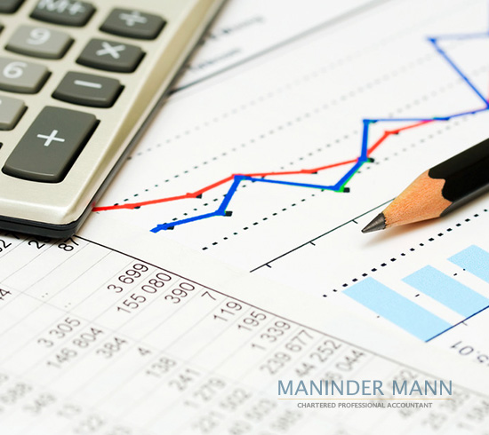 Accounting Services – Mann Tax Law Professional Corporation